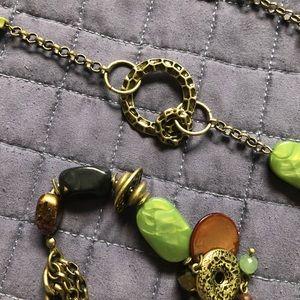 Lia Sophia Necklace and bracelet set